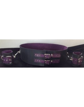 5in Rubber Bondage Belt