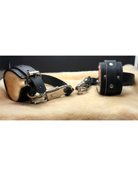 2in WIDE RESTRAINTS CUFFS